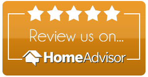 home advisor review button for moving company