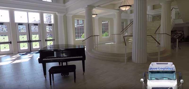 grand piano mjovers near san Antonio texas