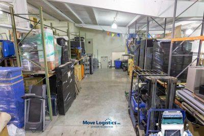 Warehousing Storage: