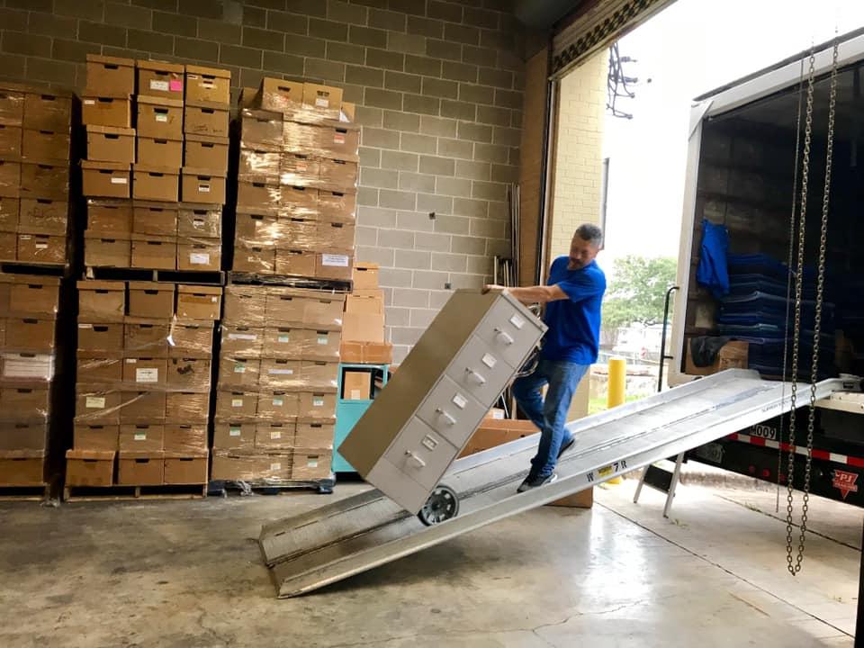 Commercial Moving San Antonio
