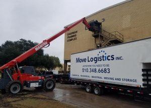 Movers Storage Relocation company San Antonio Texas