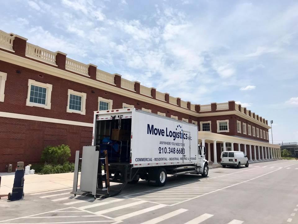 commercial relocation San Antonio