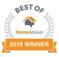 Best of Home Advisor 2019 winner