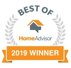 HomeAdvisor Best of 2019 Winner