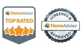 HomeAdvisor Top Rated | Screened & Approved