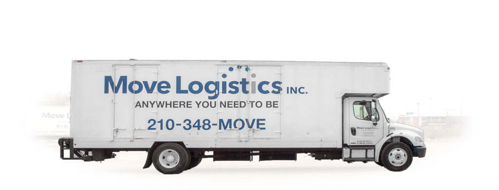 move logistics moving truck san antonio texas