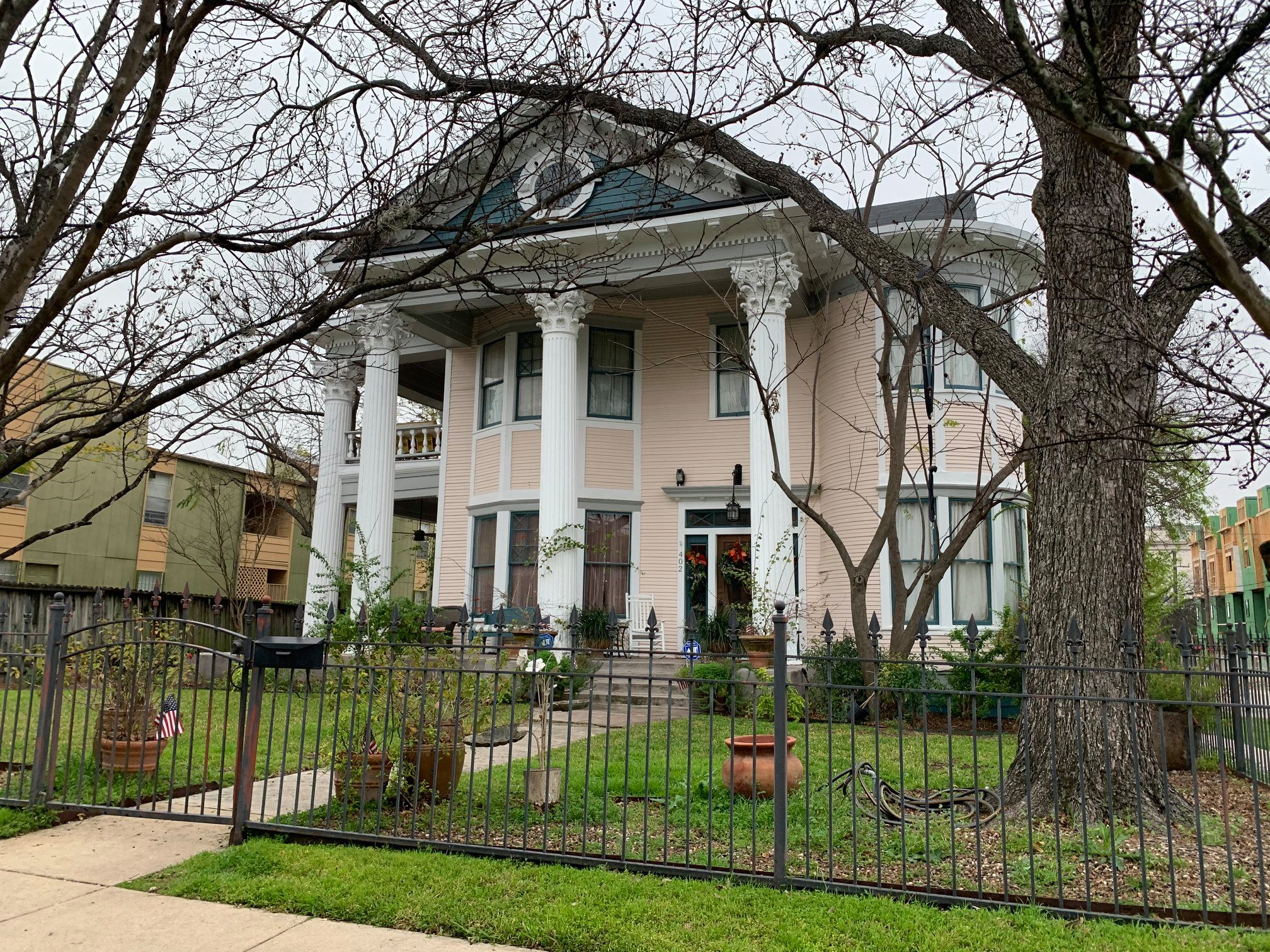 Historic antique white glove home mover san antonio texas