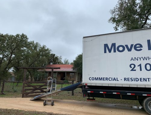 Move Logistics Inc Loves Hill Country Moves
