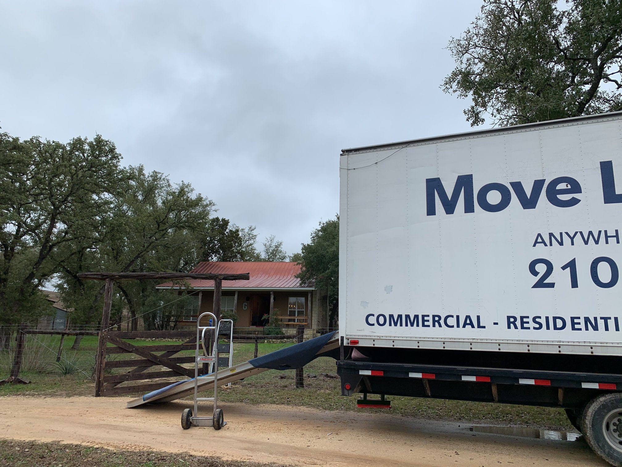 san antonio texas residential hill country movers ranch estate moving