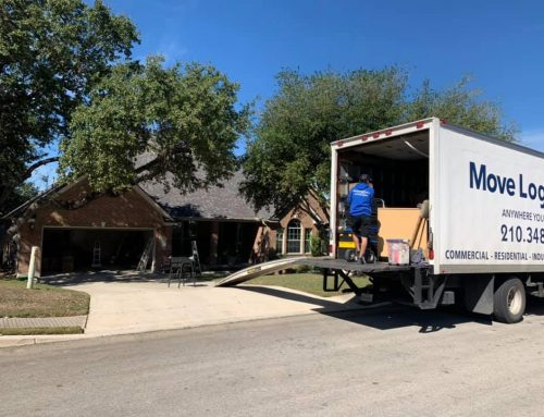 Helotes to Houston cross state moving with Move Logistics!