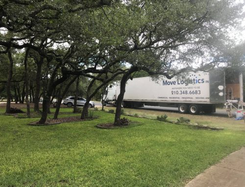 We are relocating our timberwood park client from San Antonio to Houston!